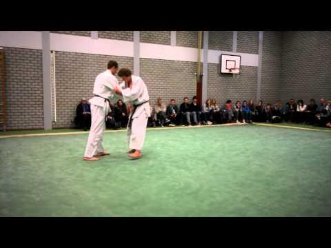 Judo Examens Budogym Katwijk