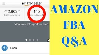 LIVE Q&A | How To Start Amazon FBA As A Beginner?