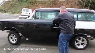 "1957 Chevy Gasser 2 Door Wagon  "" SOLD ""  Drager's International Classic Sales 206-533-9600"