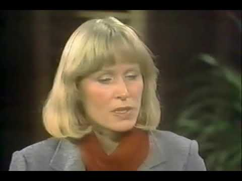 Christina Crawford on the Phil Donahue  1978 Part 1