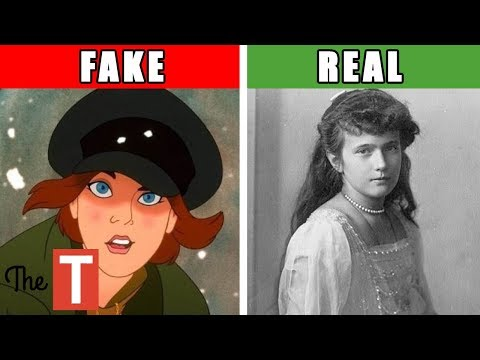 The Messed Up REAL STORY Behind Anastasia