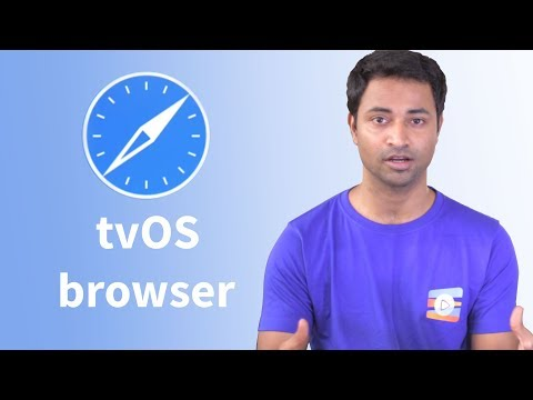 How To Get Web Browser On Apple TV - Smart DNS Proxy