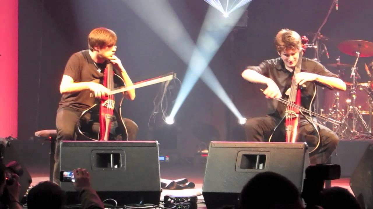 2cellos highway to hell ac dc at maribor youtube. Black Bedroom Furniture Sets. Home Design Ideas