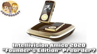 """Intellivision Amico """"Founder's Edition"""" Preorder Happening?"""