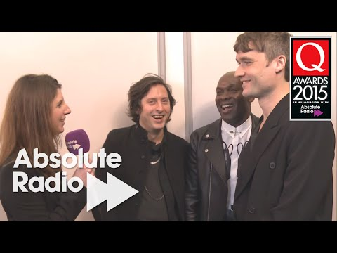 Libertines Interview | Q Awards 2015