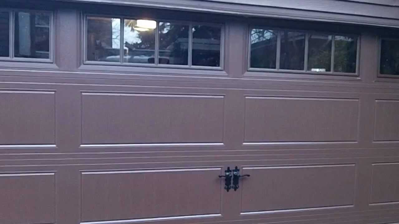 A Door Link Model 3640 we installed  REVIEW HERE   YouTube