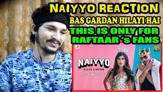Gambar cover NAIYYO REACTION | AKASA x Raftaar - RAFTAAR NAIYYO REACTION - SHIV REACTION KING