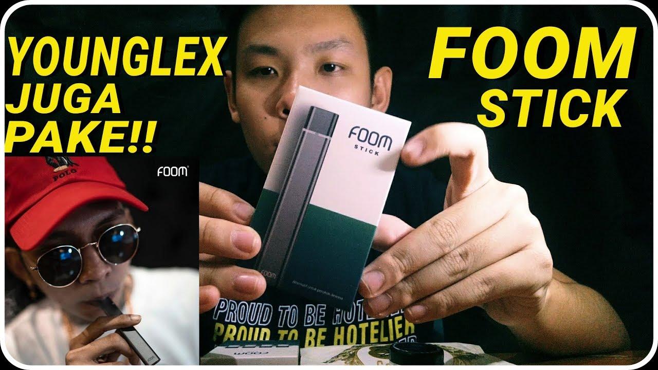 Pods Ini Dijual Di Alfamart Review Foom Stick Youtube
