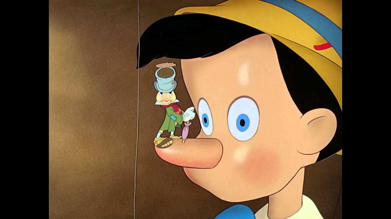 Pinocchio (1940) (VF) - Bande Annonce