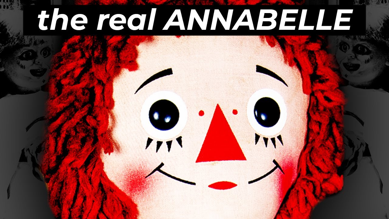 Why You Should NEVER Trust A Doll: The Terrifying True Story Behind Annabelle