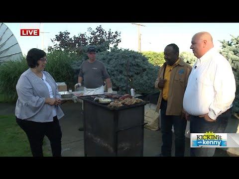 Kenny Previews Clambake Season With Euclid Fish Company