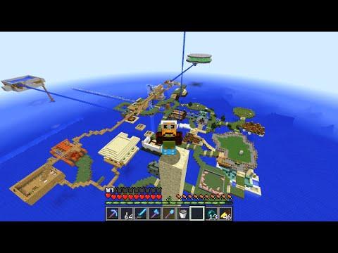Minecraft cu avg - ep 193 - turul hartii - part 1
