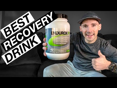 Best Recovery Drink after Running and Cycling // Post Workout Recovery Drink