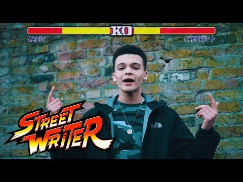 Jadon - Street Writer | CrescoSMG