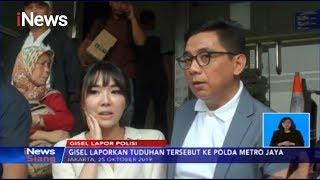 Gisel Laporkan Penyebar Video Syur yang Mirip Dirinya - iNews Siang 26/10