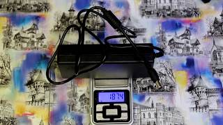 видео Блок питания для нетбука Samsung 40W 19V 2.1A - Купить зарядное устройство для нетбука Samsung 19V 2.1A 40W (3.0X1.1 mm)