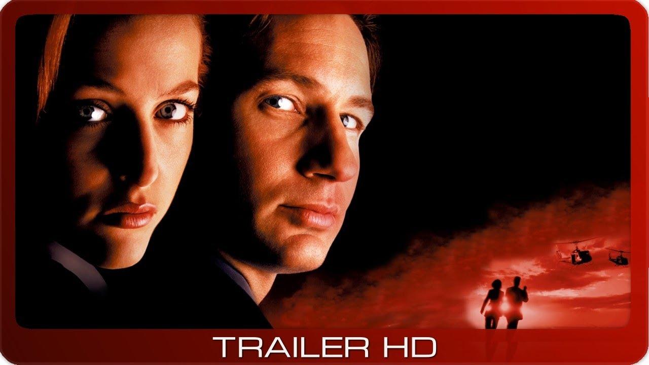 Akte X: Der Film ≣ 1998 ≣ Trailer #1