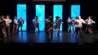 JRDA THRILLER ROUTINE Sydney Salsa Congress 2009