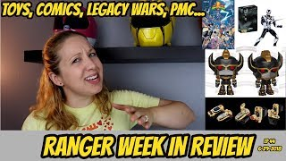 RWIR 44   LEGACY TOYS COMING BACK   MORPHICON NEWS   PSYCHO RANGER EXCLUSIVES   POWER RANGERS