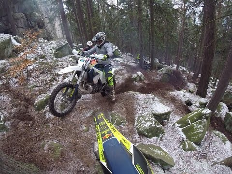 Extreme Winter Hard Enduro Adventure | 2018