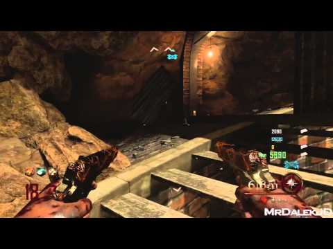 Black Ops 2 Zombies - Mob of The Dead Storyline! Complete Story, The Cycle, The Weasel & More