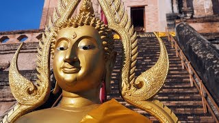 Thailand Travel Video (Bangkok + Chiang Mai) - A Visual Journey (Cinematic B-Roll)
