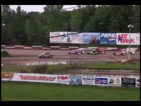 Utica Rome Speedway - Aug. 12th 2012