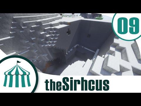 "The Sirhcus | Ep. 9 | ""Quarry Time"" | Vanilla Minecraft"