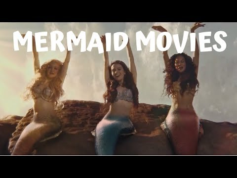 Mermaid Movies Top 20 (Video Clips From Each Movie)