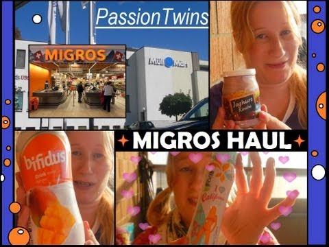 [Haul] Swiss Shopping - MIGROS