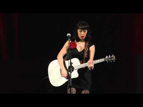 One woman band | Angelica Lubian | TEDxBologna