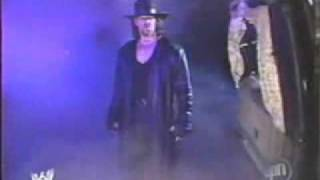 WWE - The Undertaker Promo on Last Ride Match