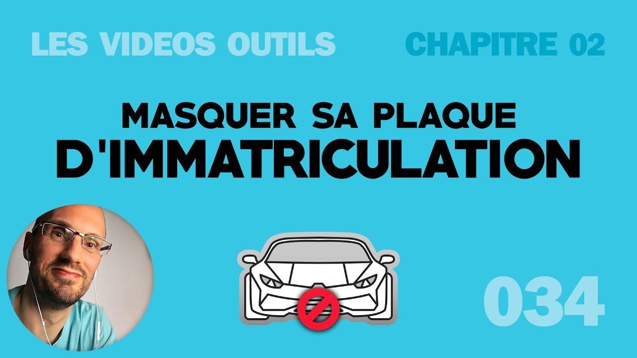 supprimer votre plaque immatriculation d 39 une photo avec un logiciel gratuit youtube. Black Bedroom Furniture Sets. Home Design Ideas