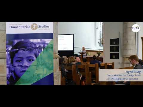 Aftermovie - IHSA Conference on Humanitarian Studies 2018