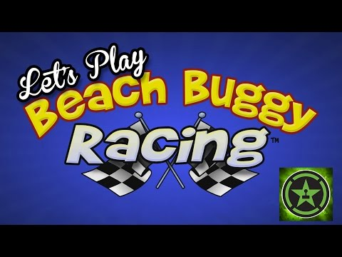 Let's Play - Beach Buggy Racing