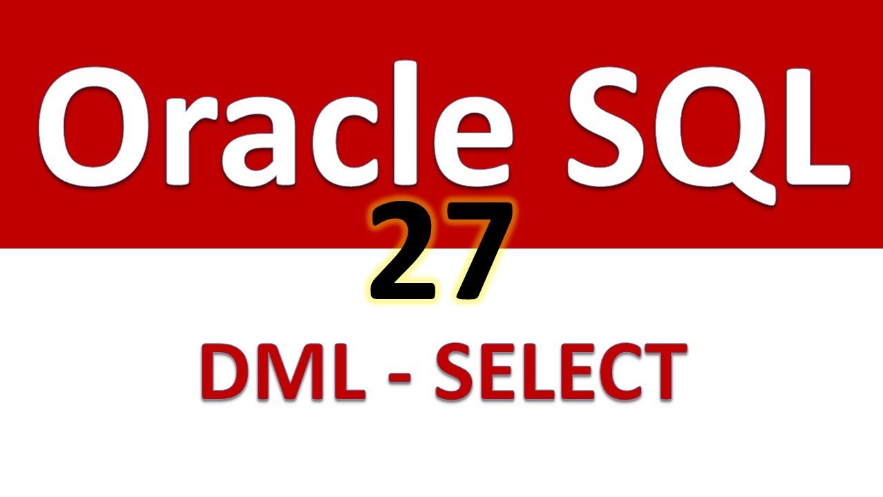 Oracle select from multiple tables images periodic table images oracle sql developer tutorial for beginners 27 dml select youtube oracle sql developer tutorial for beginners gamestrikefo Images