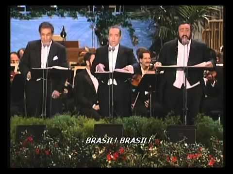 The 3 Tenors   Aquarela do Brasil