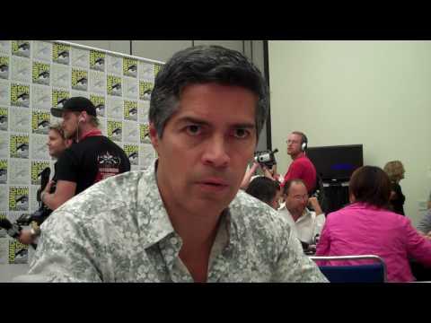 San Diego Comic-Con: Esai Morales Interview
