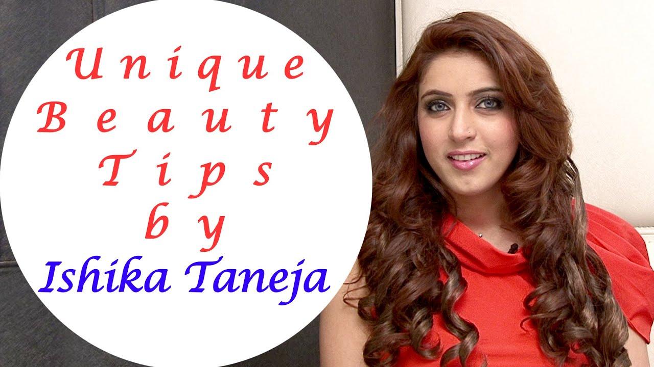 Unique Beauty Tips by Ishika Taneja (Guinness World Record Holder)   KhoobSurati.com