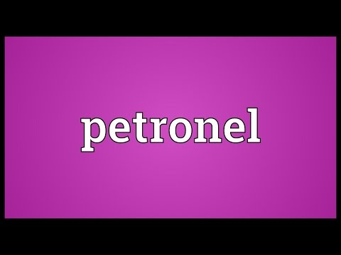 Header of petronel