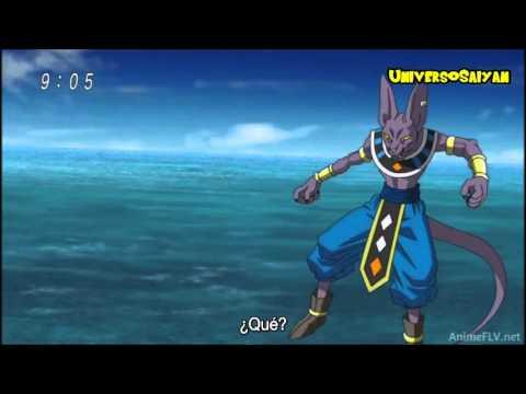 DRAGON BALL SUPER / ¡Vegeta se enfada con Bills, por Bulma! / Vegeta's rampage against Beerus!