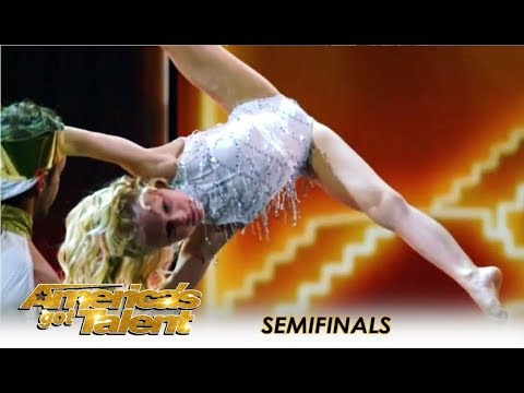 Zurcaroh: MIND-BLOWING Acrobatic Aerial Dancers KILL IT! | America's Got Talent 2018
