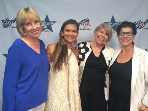 Nia Peeples, Sara Risher & Renee Lynn on Reel Hollywood Live