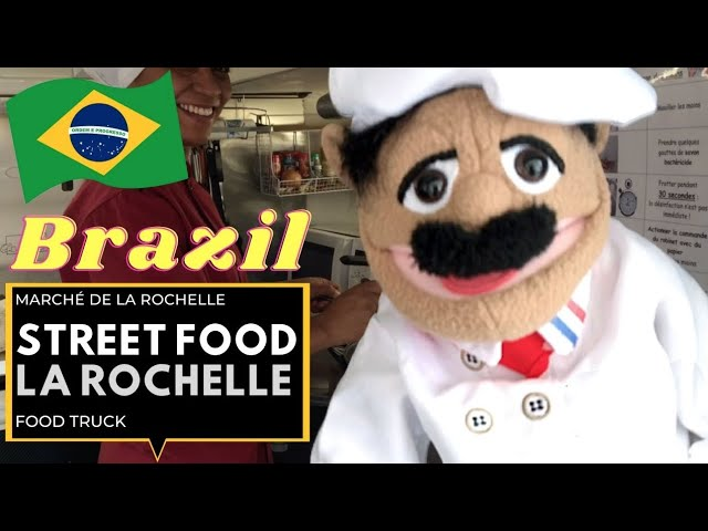 Food Truck brésilien et portugais