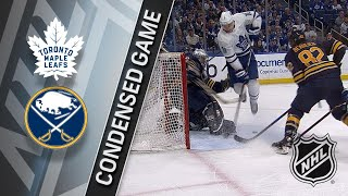 03/15/18 Condensed Game: Maple Leafs @ Sabres