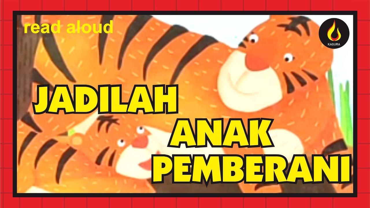 Harimau Cilik yang Pemberani | [READ ALOUD] Momo Harimau Cilik karya Dewi Mulyani