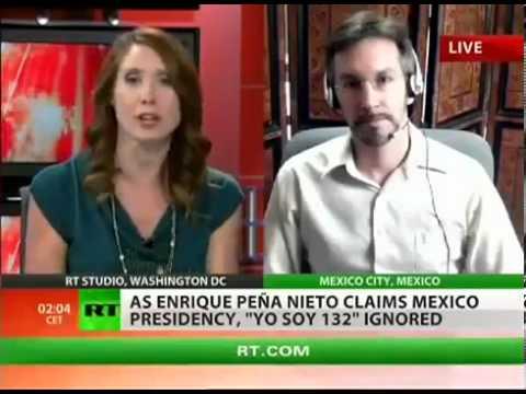 Enrique Peña Nieto New President? Represents Mexico's Old Corrupt Political Class