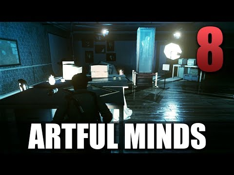 [8] Artful Minds (Let's Play The Evil Within 2 PC w/ GaLm)