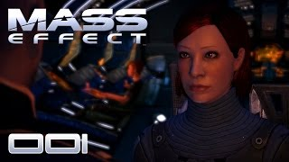 ⚝ MASS EFFECT [001] [Willkommen an Bord der Normandy] [Deutsch German] thumbnail
