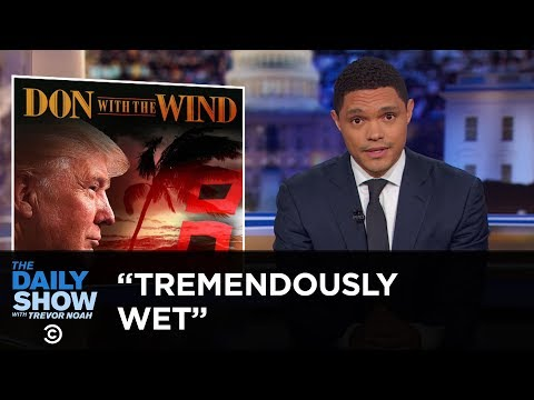 "Trump Calls His Puerto Rico Hurricane Response an ""Unsung Success"" 